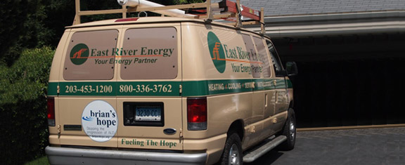 East River Energy - Van